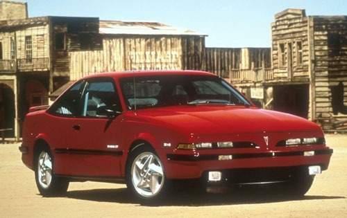 1991 pontiac sunbird coupe gt fq oem 1 500