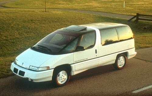 1991 pontiac trans sport passenger minivan se fq oem 1 500