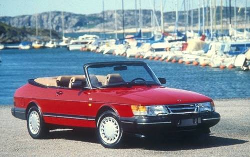 1991 saab 900 convertible se fq oem 1 500