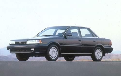 1991 toyota camry sedan le v6 fq oem 1 500