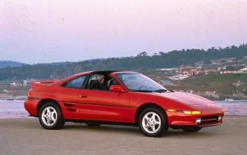 1991 toyota mr2 coupe base fq oem 1 500