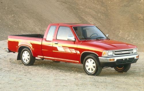 1991 toyota pickup extended cab pickup sr5 fq oem 1 500