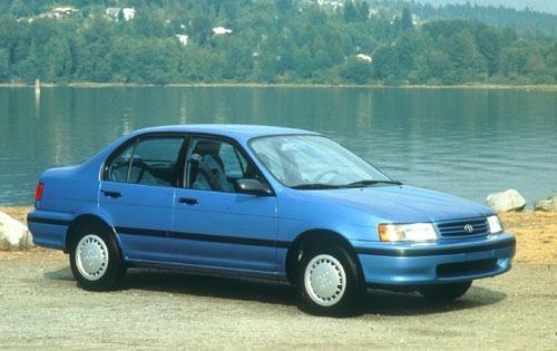 1991 toyota tercel sedan le fq oem 1 500