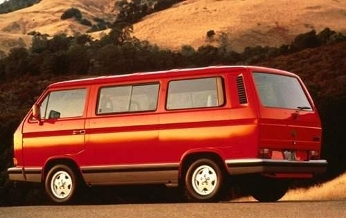 1991 volkswagen vanagon passenger minivan carat rq oem 1 500