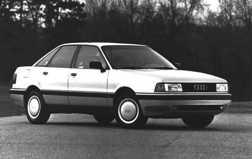 1992 audi 80 sedan base fq oem 1 500