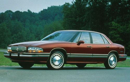 1992 buick lesabre sedan limited fq oem 1 500