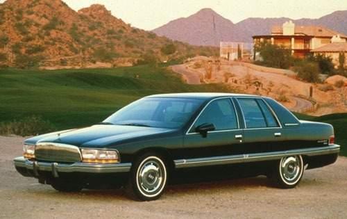 1992 buick roadmaster sedan limited fq oem 1 500