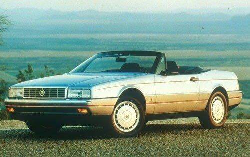 1992 cadillac allante convertible base fq oem 1 500