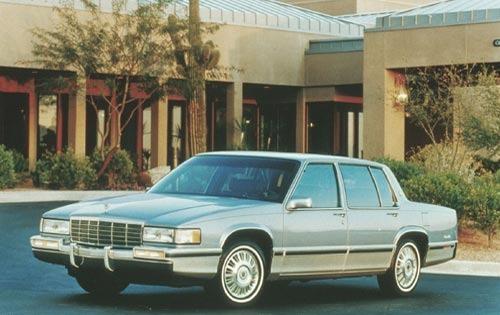 1992 cadillac deville sedan touring fq oem 1 500