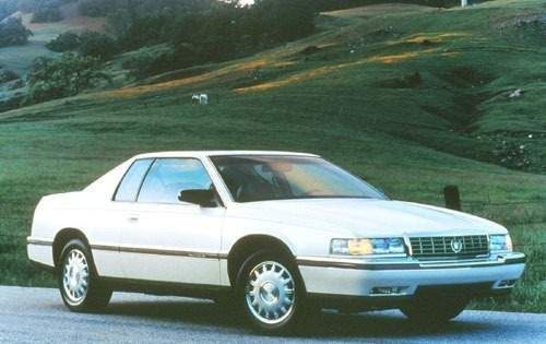 1992 cadillac eldorado coupe base fq oem 1 500