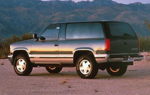 1992 chevrolet blazer 2dr suv silverado rq oem 1 500