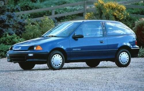 1992 geo metro 2dr hatchback lsi fq oem 1 500