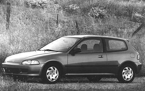1992 honda civic 2dr hatchback si fq oem 1 500