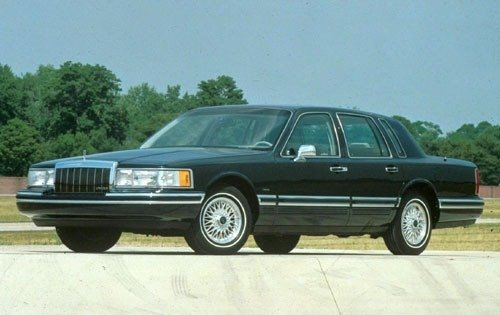 Maintenance Schedule For Lincoln Town Car Openbay