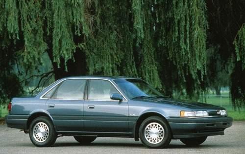 1992 mazda 626 sedan lx fq oem 1 500