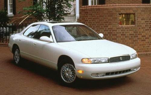 1992 mazda 929 sedan base fq oem 1 500