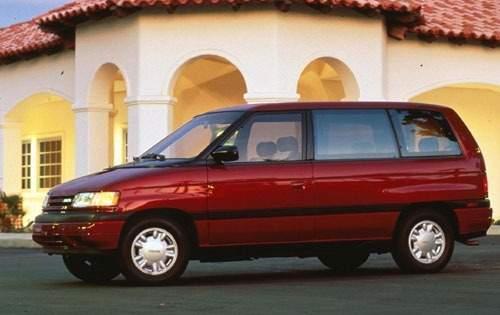1992 mazda mpv passenger minivan base fq oem 1 500