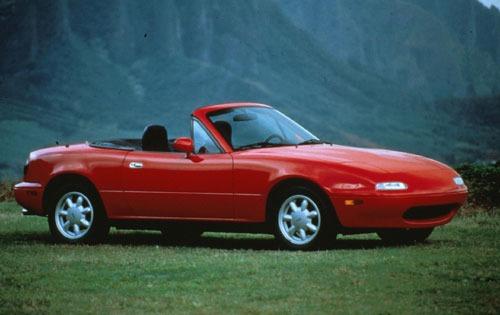 1992 mazda mx 5 miata convertible base fq oem 1 500