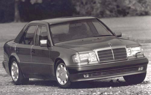 1992 mercedes benz 500 class sedan 500e fq oem 1 500