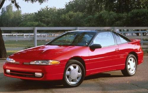 1992 mitsubishi eclipse 2dr hatchback gsx fq oem 1 500
