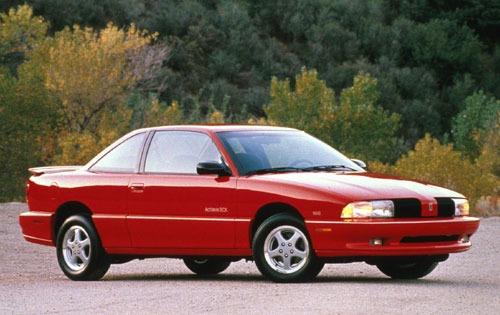 1992 oldsmobile achieva coupe scx fq oem 1 500