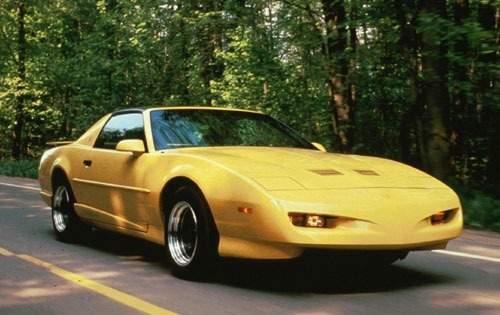 1992 pontiac firebird 2dr hatchback trans am fq oem 1 500