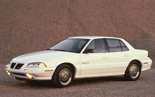 1992 pontiac grand am sedan se fq oem 1 500