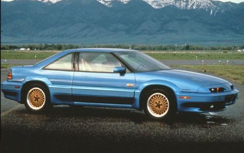 1992 pontiac grand prix coupe gt fq oem 1 500