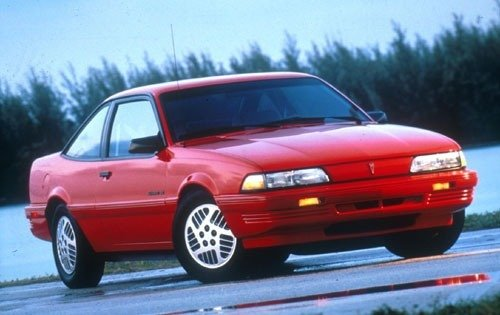1992 pontiac sunbird coupe se fq oem 1 500