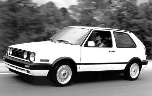 1992 volkswagen gti 2dr hatchback 16v fq oem 1 500