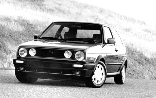 1992 volkswagen gti 2dr hatchback base fq oem 1 500