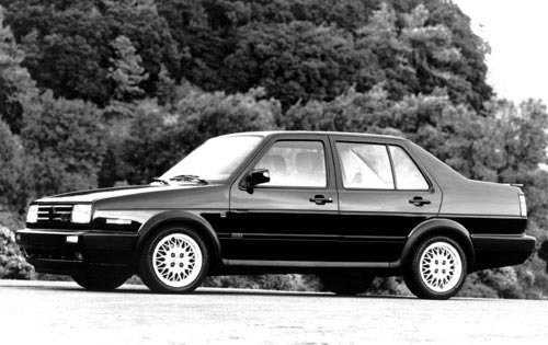 1992 volkswagen jetta sedan gli 16v fq oem 1 500