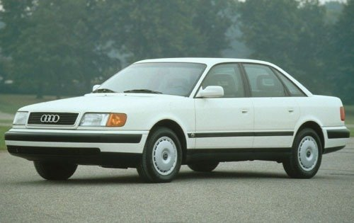 1993 audi 100 sedan cs fq oem 1 500