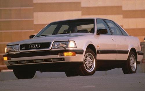 1993 audi v8 sedan quattro fq oem 1 500