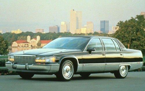 1993 cadillac fleetwood sedan base fq oem 1 500