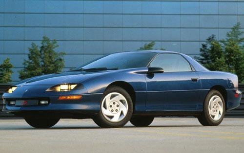 1993 chevrolet camaro 2dr hatchback base fq oem 1 500