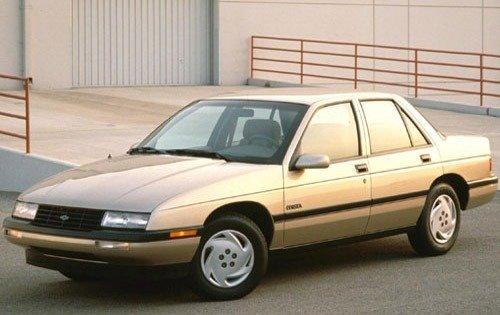 1993 chevrolet corsica sedan lt fq oem 1 500