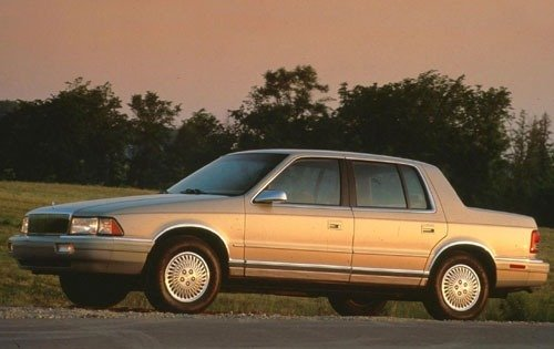 1993 chrysler le baron sedan le fq oem 1 500