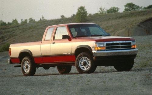 1993 dodge dakota extended cab pickup le fq oem 1 500