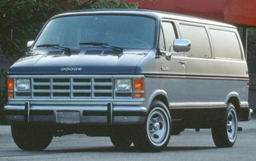 1993 dodge ram wagon passenger van b250 le fq oem 1 500