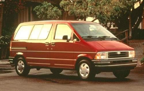1993 ford aerostar passenger minivan xl fq oem 1 500