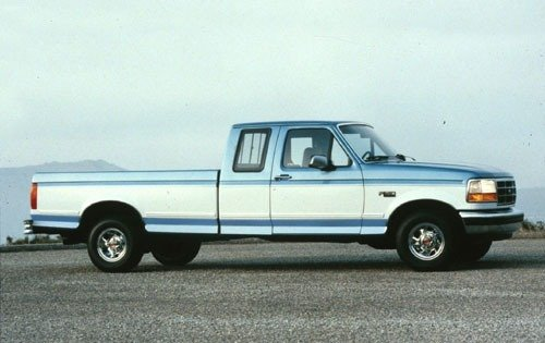 1993 ford f 150 extended cab pickup xlt fq oem 1 500