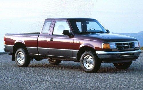 1993 ford ranger extended cab pickup xlt fq oem 1 500