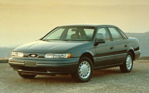1993 ford taurus sedan lx fq oem 1 500