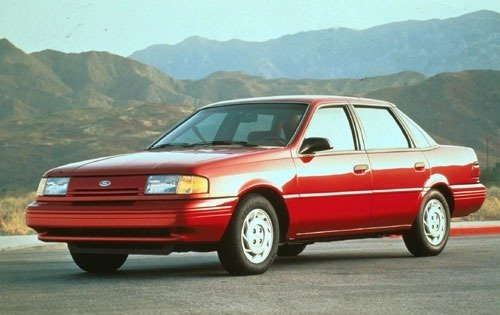 1993 ford tempo sedan gl fq oem 1 500