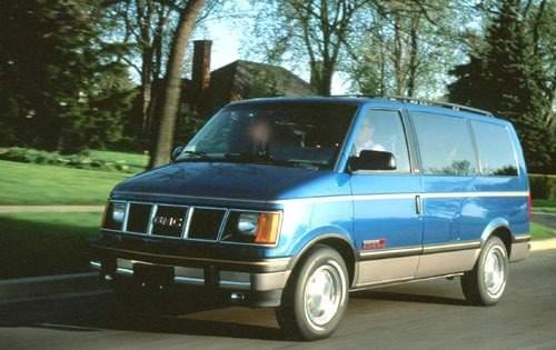 1993 gmc safari passenger minivan slt fq oem 1 500