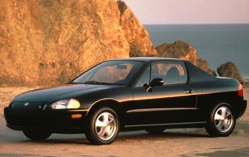 1993 honda civic del sol coupe si fq oem 1 500
