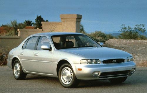 1993 infiniti j30 sedan base fq oem 1 500