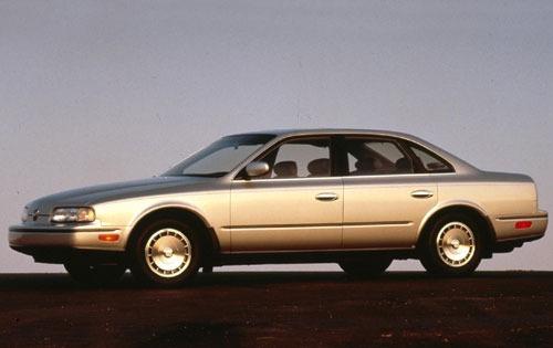1993 infiniti q45 sedan base fq oem 1 500