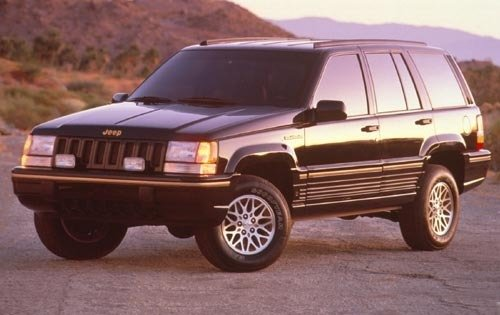 1993 jeep grand cherokee 4dr suv limited fq oem 1 500